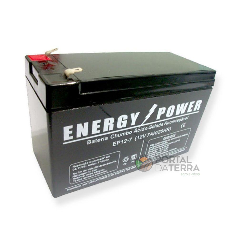 Bateria 12V 7Ha