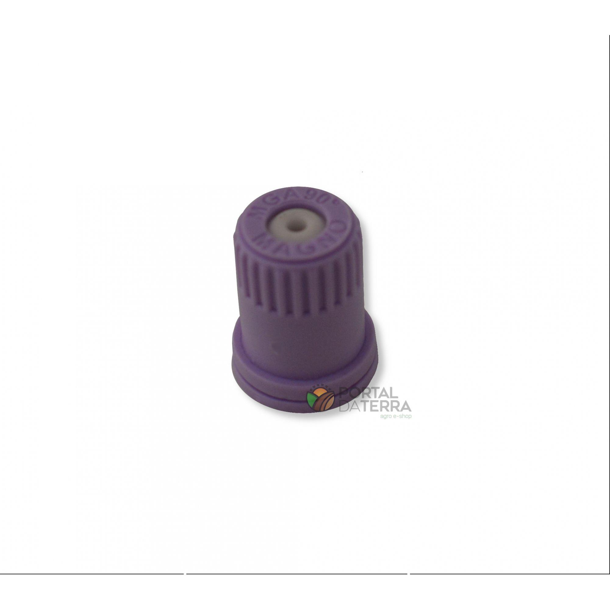 Bico Cone Gotas Atomizadas MGA 90025- Lilas