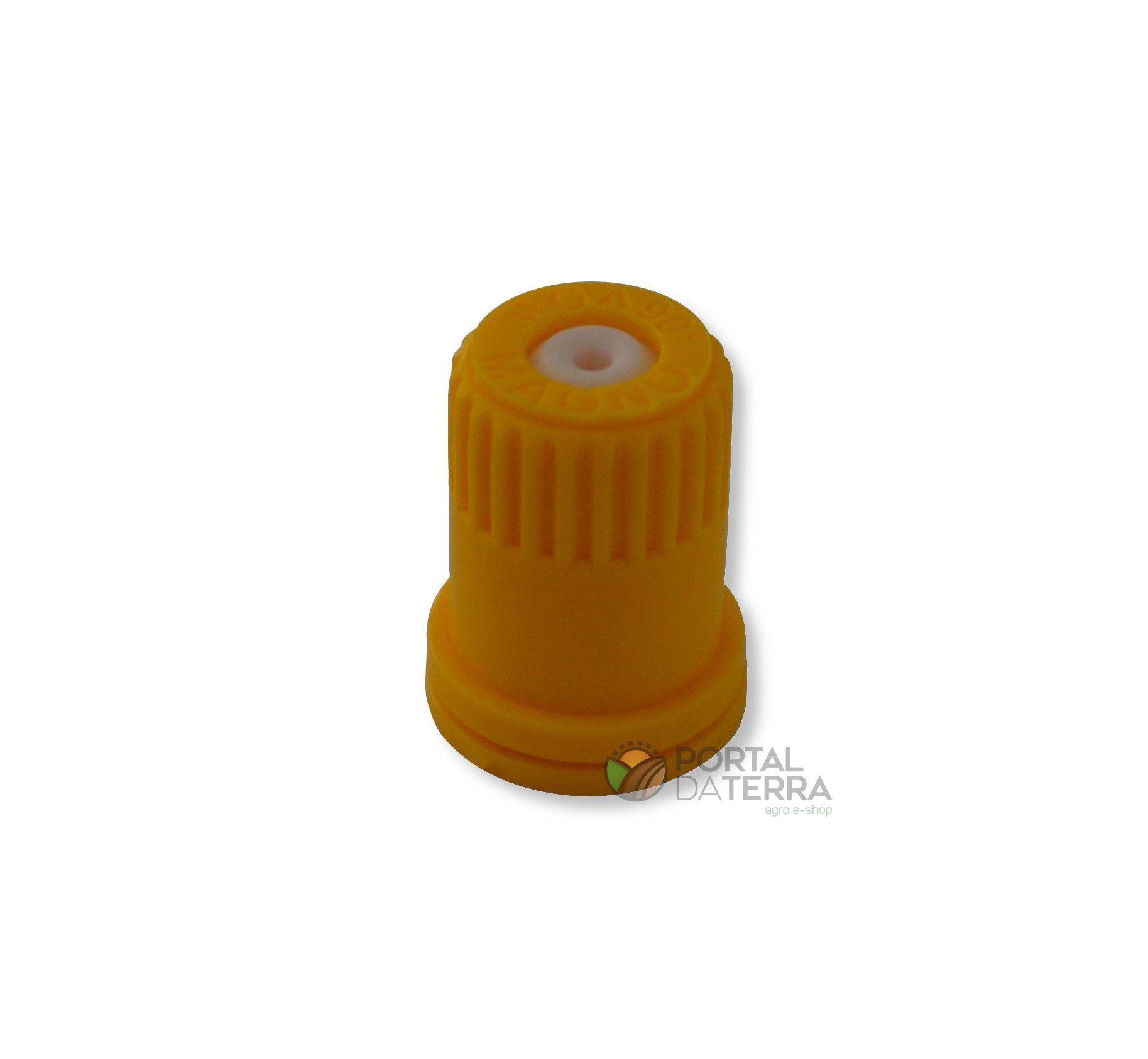 Bico Cone Gotas Atomizadas MGA 9002- Amarelo