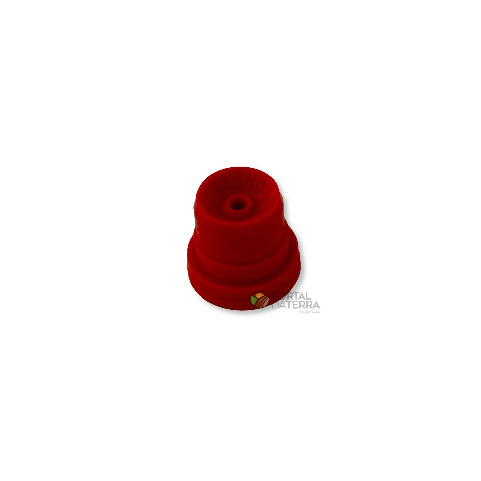 Bico Cone Vazio Vermelho Poliacetal (plástico)