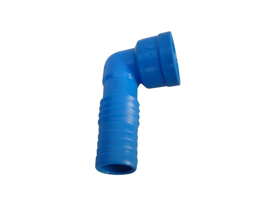 Espigão Macho Fixo 3/4 X 3/4 (Espiga Azul Rosqueável)