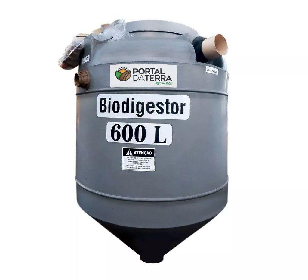 Fossa Biodigestor 600 Litros Residencial