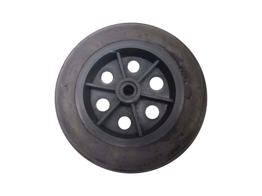 Roda Plástica ABM RPP 6 X 3/8 Furo