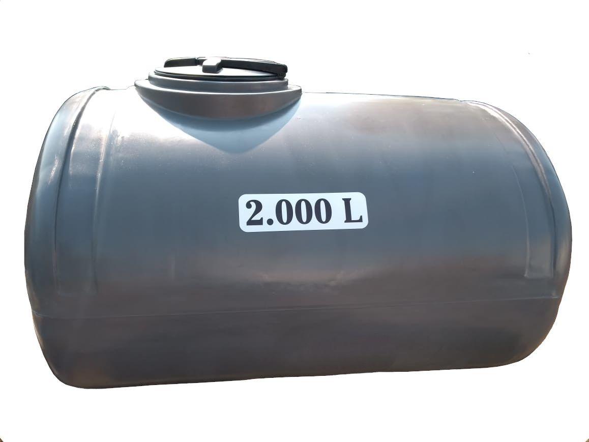 Tanque 2000L C/ Tampa