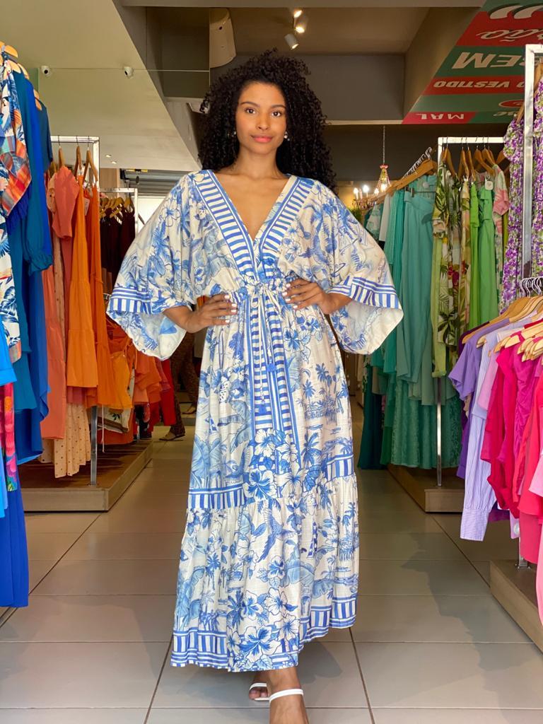 vestido cropped delicadeza da manha