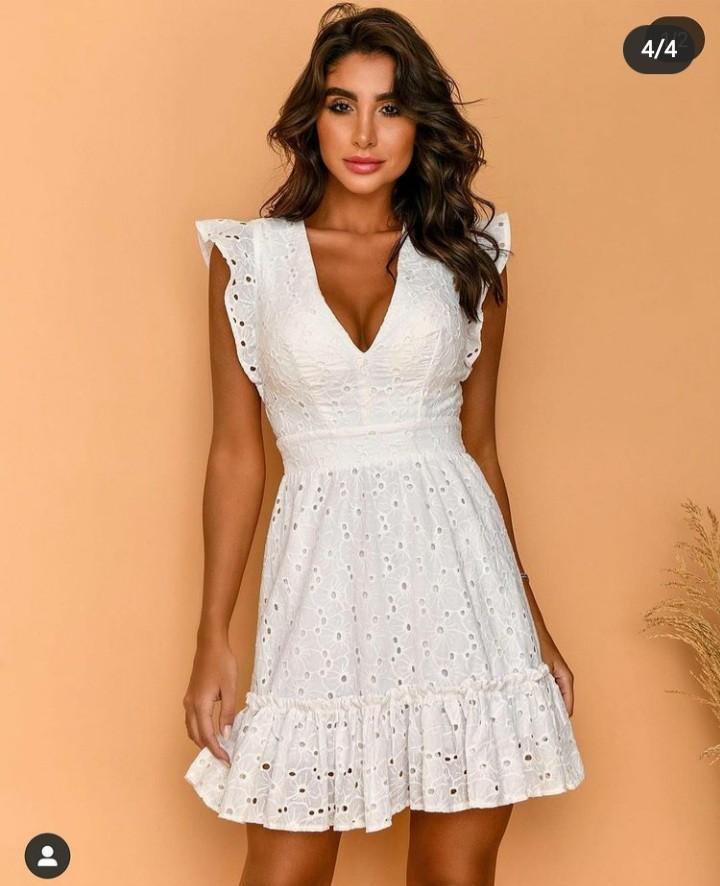 vestido lasie