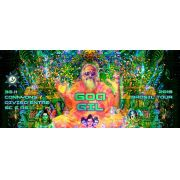 Ingresso Green Dark Power Ritual Goa Gil 2019