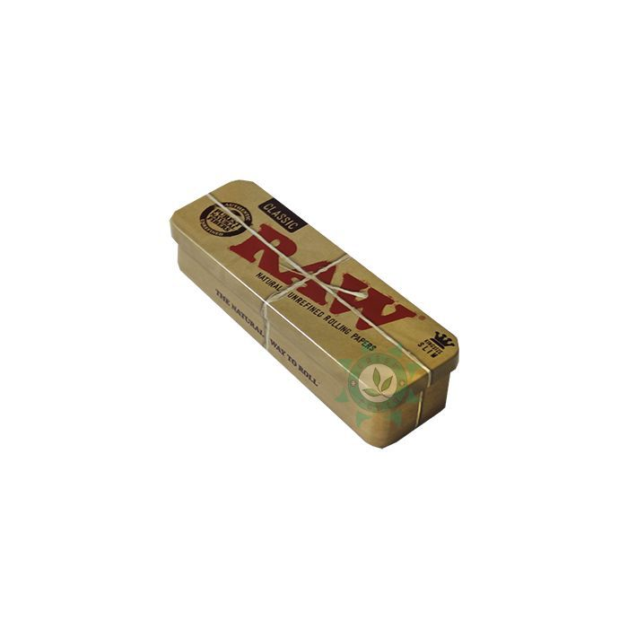 CASE METAL RAW TIN
