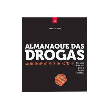 LIVRO ALMANAQUE DAS DROGAS