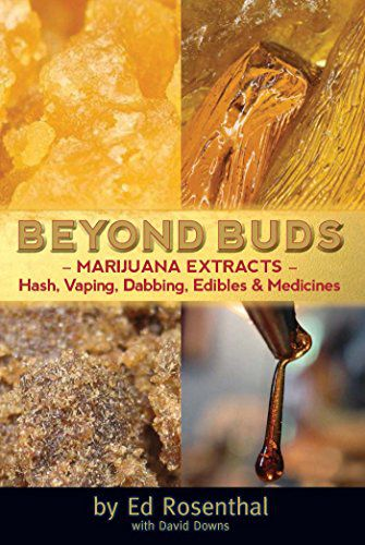 LIVRO BEYOND BUDS MARIJUANA EXTRACTS ED ROSENTHAL