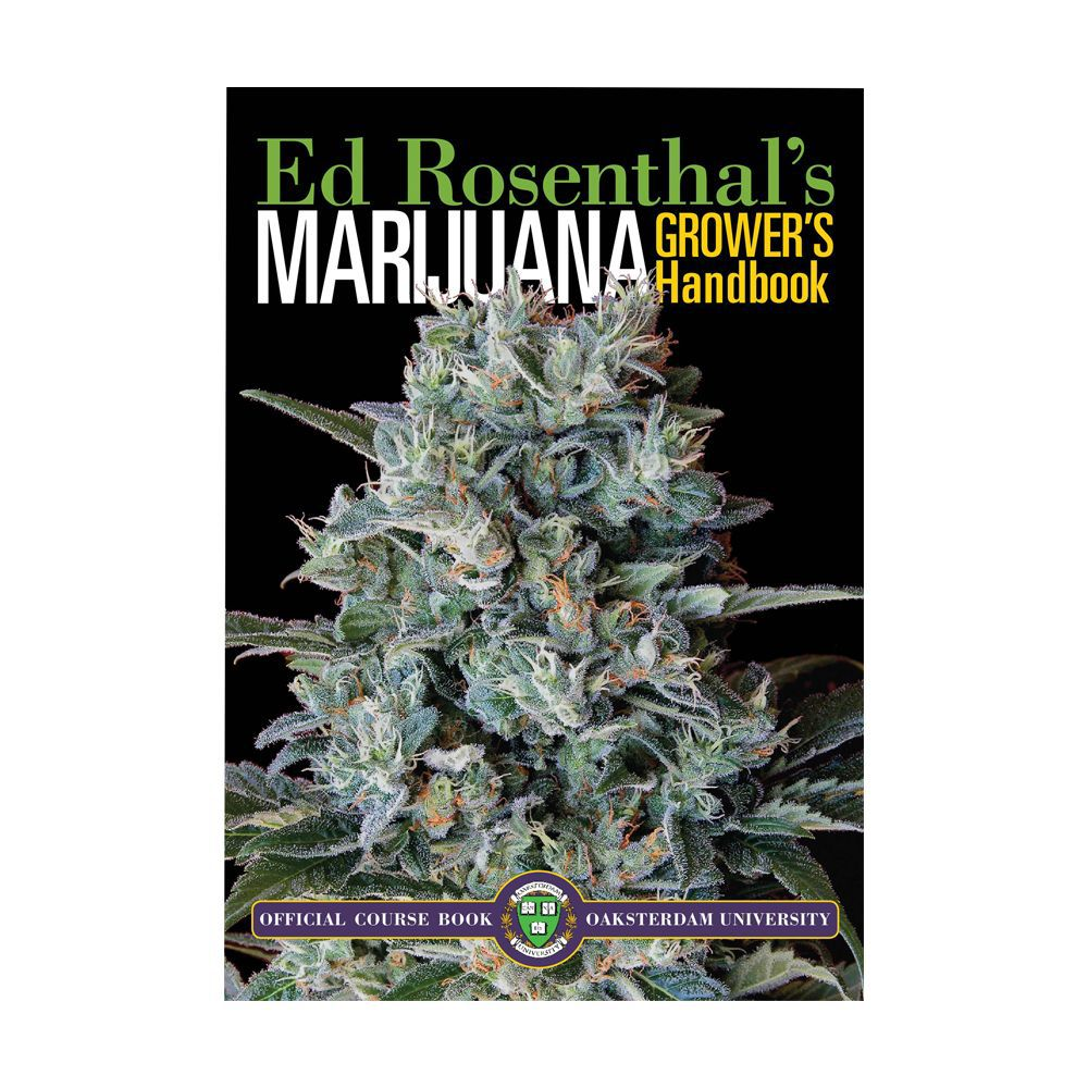 LIVRO MARIJUANA GROWERS HANDBOOK