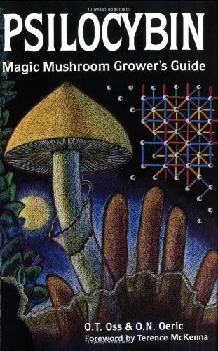 LIVRO PSILOCYBIN MAGIC MUSHROOM GUIDE