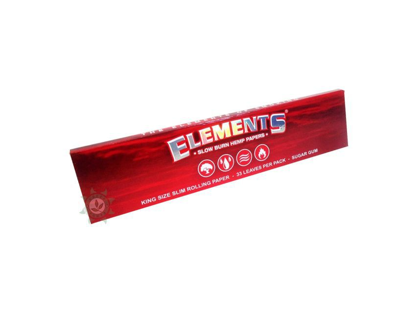 SEDA ELEMENTS RED 110X27MM