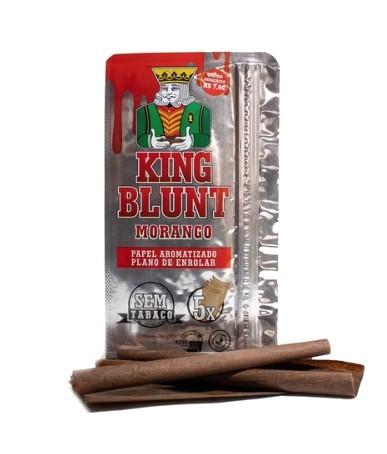 SEDA KING BLUNT MORANGO 110X44MM
