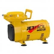 Compressor de Ar Jetmaster 1/3CV Monofásico 127V C/ ACESS. SCHULZ