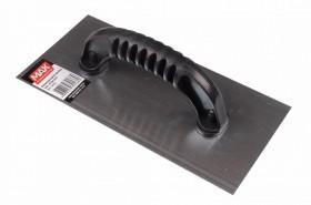 Desempenadeira de Aço Lisa 25,5 x 12cm - Max Metalurgica