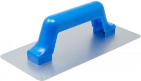Desempenadeira de Aço Lisa Cabo de PVC - Tigre