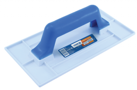 Desempenadeira Plastica Massa/Textura 14 X 27cm - Tigre