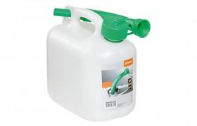 Galão de Combustível 5 Litros Transparente - Stihl