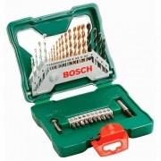 Kit de Acessórios X-line Titânio com 30 Peças - Bosch
