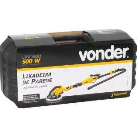 Lixadeira de Parede LPV 600 - Vonder