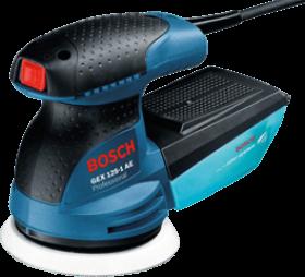 Lixadeira Excentrica 125mm 250W GEX125-1 AE - Bosch