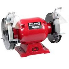 "Motoesmeril de Bancada Qualiforte 6"" 300W - Somar"