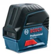 Nivel a Laser GCL2-15 + Gancho + Maleta - Bosch