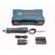 Parafusadeira Sem Fio Go 3,6V Bivolt Versão Kit Com 33 Bits - Bosch