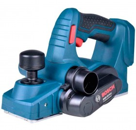 Plaina Sem Fio GHO 18 V-LI - Bosch