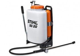 Pulverizador Costal Manual SG 20 - Stihl