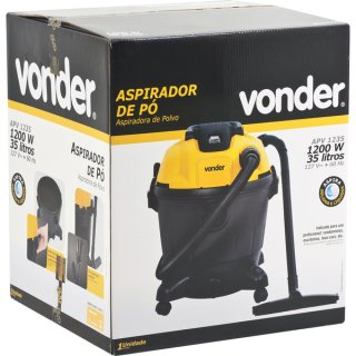 Aspirador de pó APV1235 - Vonder