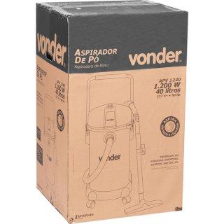 Aspirador de Pó APV1240 - Vonder