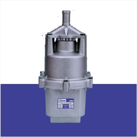 Bomba Submersa Vibratória Para Poço Sapo 3/4 L-880 - Líder