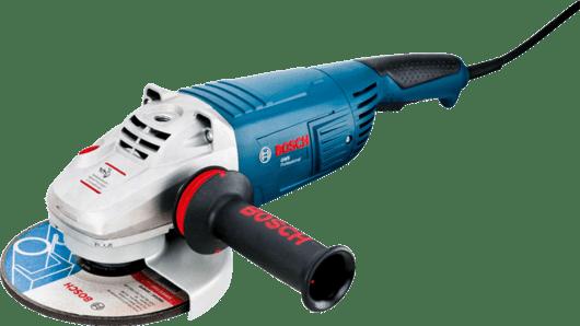 Esmerilhadeira Angular Professional 180mm 2400W GWS 24-180 - Bosch