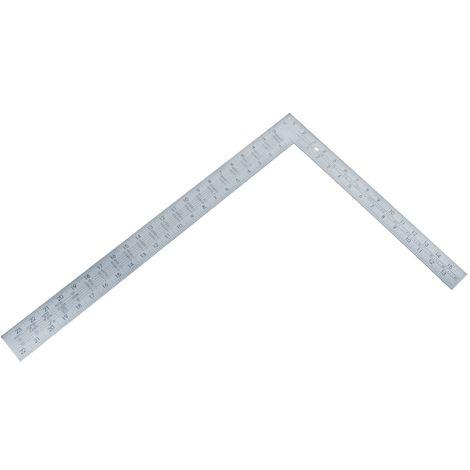 Esquadro em Aço para Carpinteiro 600 x 400mm - Stanley