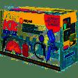 Kit Acessórios Compressor de Ar Com 5 Peças Schulz Pintura