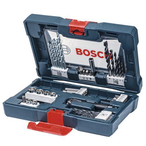 Kit de Acessórios V-Line Com 41 Peças - Bosch
