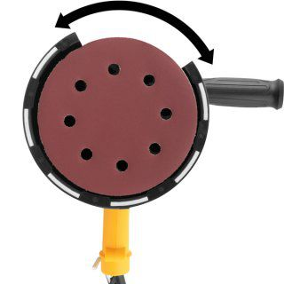Lixadeira de Parede LPV 750 Com Led - Vonder