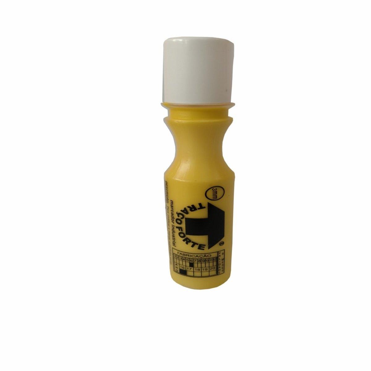 Marcador Industrial TF 3mm Amarelo 60ml - Baden