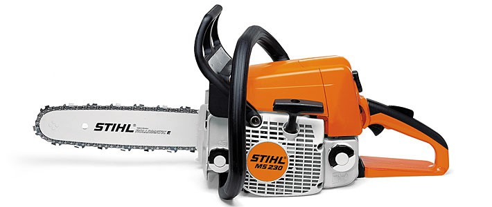 "Motosserra a Gasolina MS 230 40cm 16"" 63PM - Stihl"