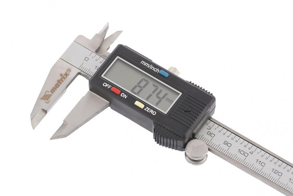 Paquímetro Digital 150mm/6 - Matrix