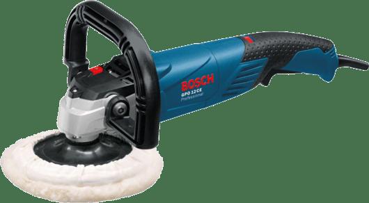 Politriz Eletrônica 1250W GPO-12 CE - Bosch