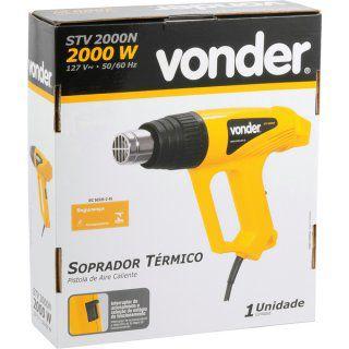 Soprador Termico 2000W STV2000N - Vonder