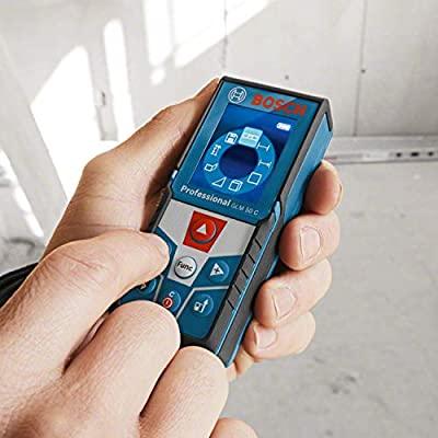 Trena a Laser GLM 50C - Bosch
