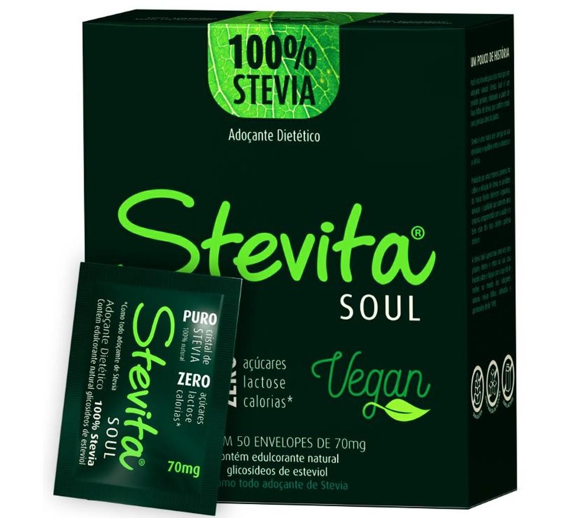 Adocante Stevita Soul 50 Env 70mg VEGAN