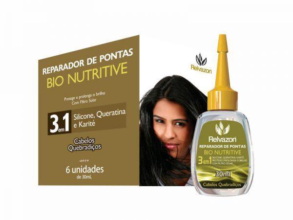 BIO NUTRITIVE REPARADOR DE PONTAS 30ML RELVAZON