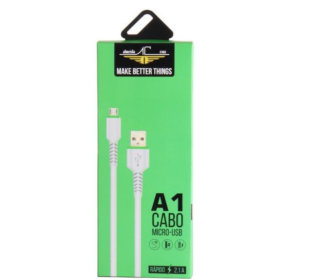CABO MICRO USB DADOS/CARREGADOR  V8 A1