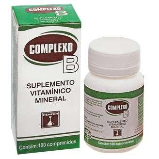 COMPLEXO B 100 COMP HENFER