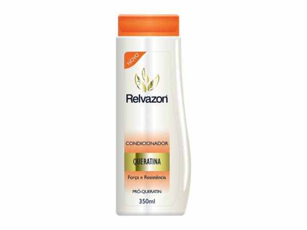 CONDICIONADOR QUERATINA 350ML RELVAZON